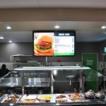 Digital Menu-Board