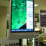 Pick n Pay Liqour In-store Digital Promotional Screens