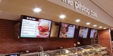 Food Lovers Market In-store Digital Menu-Board