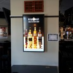 In-store Digital Promotional Screens
