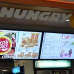 Hungry Lion Digital Menu Board