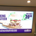 In-store Digital Promotional Screen
