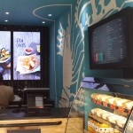In-store Digital Promotional Screens and Digital Menu-Board