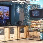 In-store Digital Promotional Screens at Ocean Basket