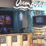 In-store Digital Promotional Screens Ocean Basket
