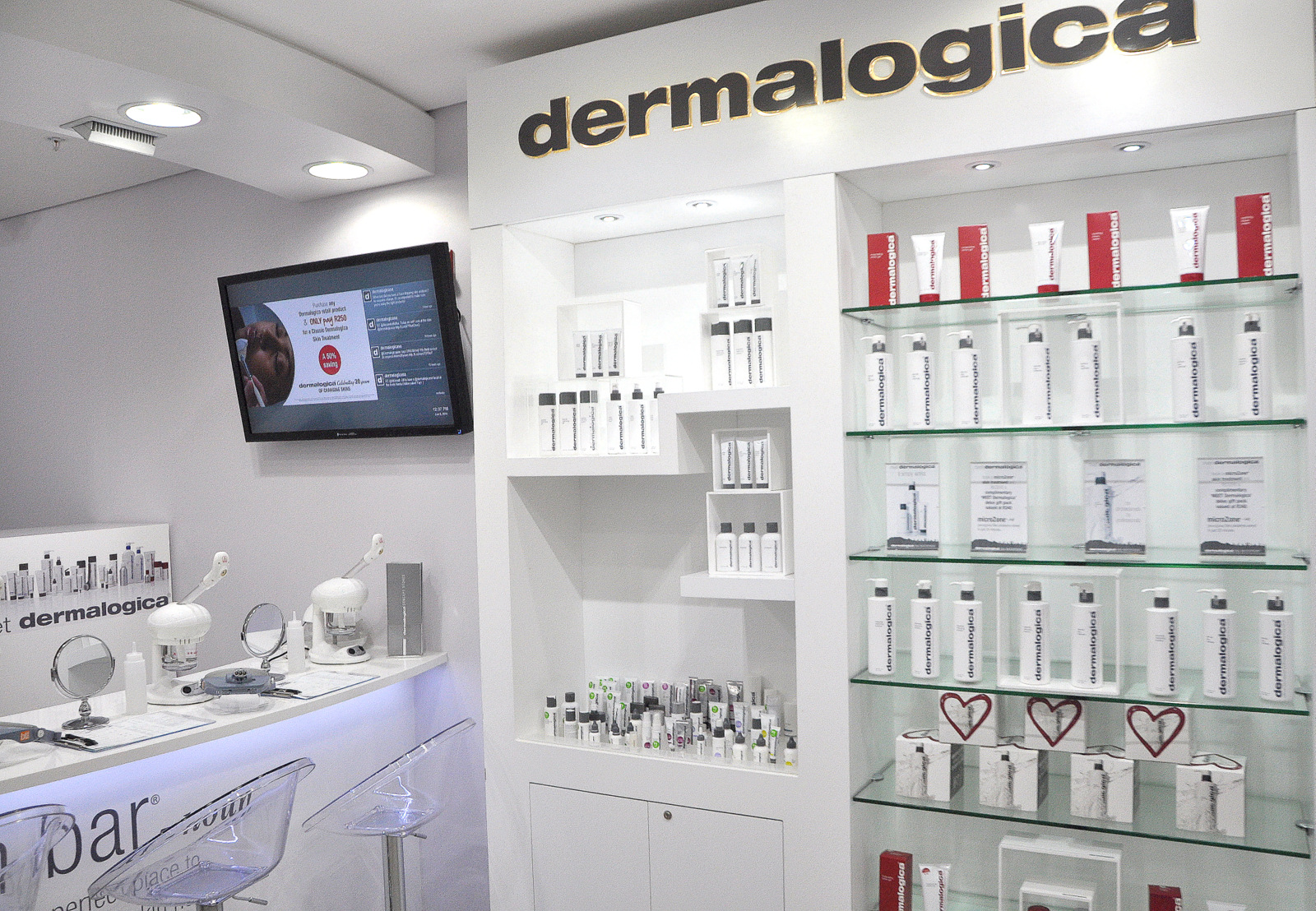 Dermalogica Employs Moving Tactics For New Concept Store