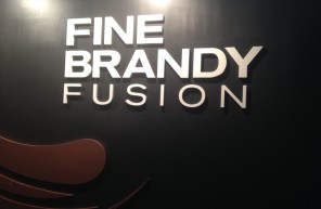 Animated Wall Projection for Klipdrift at the Fine Brandy Fusion festival