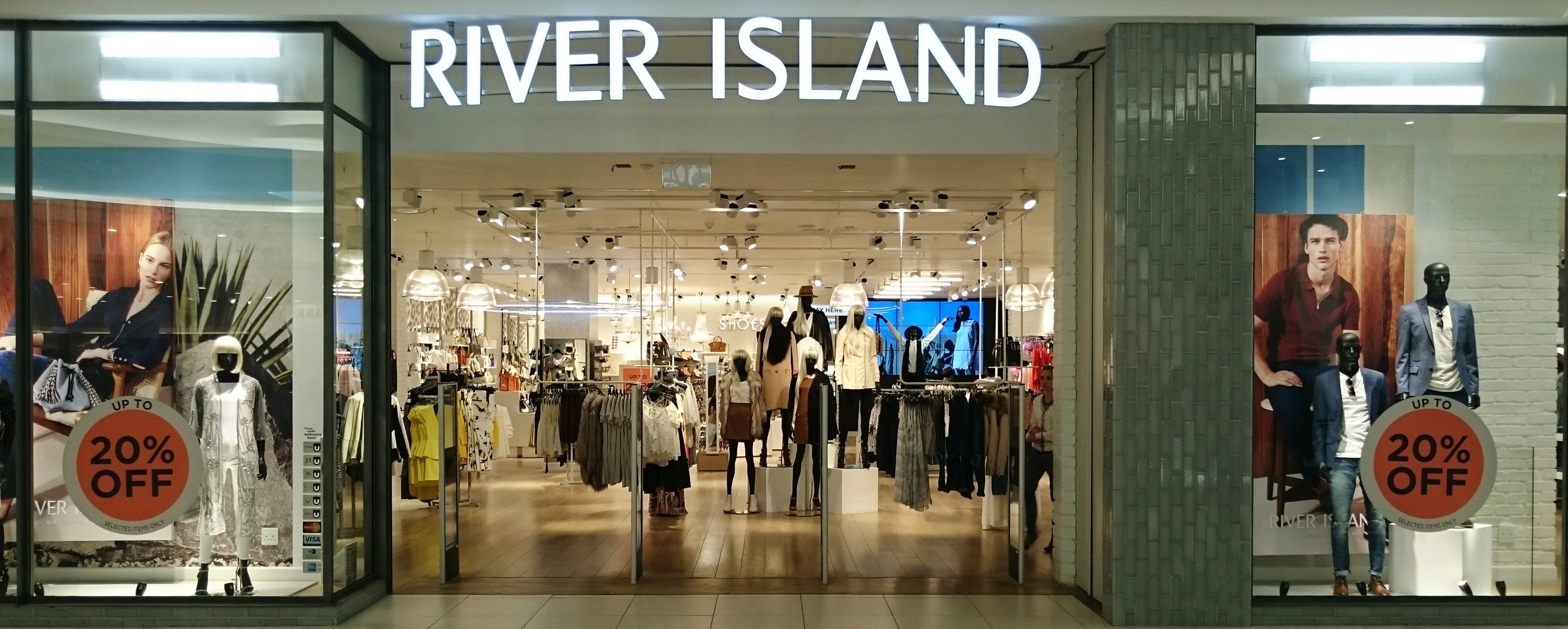 River Island Careers Contact