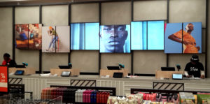 Retail Screen Takeovers