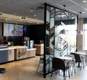 McDonalds digital signage technology